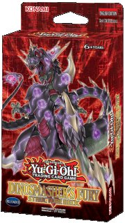 2020 Yu-Gi-Oh! Dinomasher's Fury Structure Deck