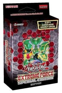 2018 Yu-Gi-Oh! Extreme Force Special Edition