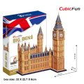 3D Puzzle - Big Ben (116pcs) - Large