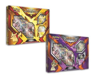 2018 Pokémon Sidekick Collection Box (Mimikyu ou Pikachu)