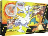 2019 Pokémon Reshiram and Charizard Gx Figure Collection