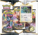 2020 Pokemon Swsh2 Rebel Clash 3pkt Blister