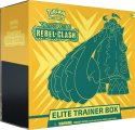 2020 Pokemon Swsh2 Rebel Clash Elite Trainer Box