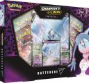 2020 Pokemon Champion's Path Hatterene V Collection