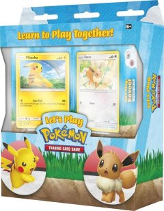 2019 Pokemon Let's Play Tcg Box