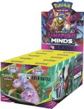 2019 Pokémon SM11 Unified Minds Build/Battle