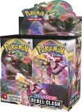 2020 Pokemon Swsh2 Rebel Clash Booster - Boite