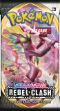 2020 Pokemon Swsh2 Rebel Clash Booster - Paquets