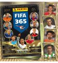 2017 Panini FIFA 365 - Stickers - Paquet d'Autocollants