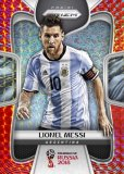 2018 Panini Prizm World Cup Of Soccer - Paquets