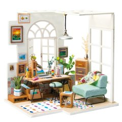 DIY House - SOHO Time (Miniature à Construire)
