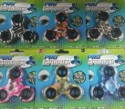 Pro Spinner Camouflage - 6 diff