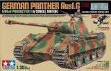 Tamiya - German Panther Ausf G Early Production Motorisé 1/35