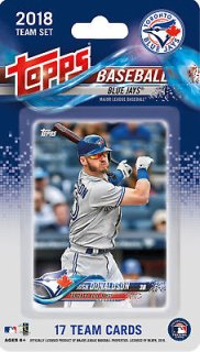 2018 Topps MLB Team Set - Blue Jays