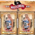 2020 Topps WWE Road to Wrestlemania