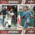 2020 Topps Opening Day Baseball - Paquets