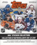 2019/20 Topps NHL Sticker - Album