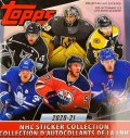 2020/21 Topps Nhl Sticker Album
