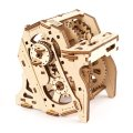 Ugears STEM Lab Mechanical Models - Gearbox (Instruction en anglais)
