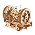 Ugears STEM Lab Mechanical Models - Differential (Instruction en anglais)