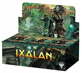 2017 Magic The Gathering Ixalan Booster - Boite