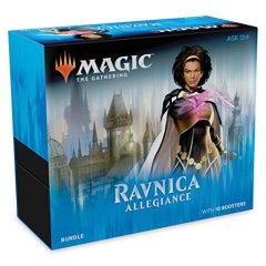 2019 Magic the Gathering - Ravnica Allegiance - Bundle