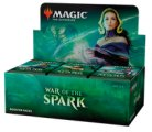 2019 Magic The Gathering War Of The Spark Booster - Boite
