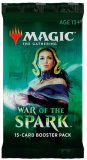 2019 Magic The Gathering War Of The Spark Booster - Paquets