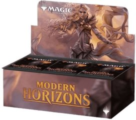 2019 Magic The Gathering Modern Horizons - Boite