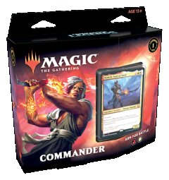 2020 MTG Commander Legends Deck
