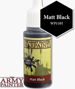 Warpaints - Matt Black