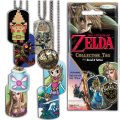 The Legend Of Zelda Dog Tag Fun Packs - Paquets